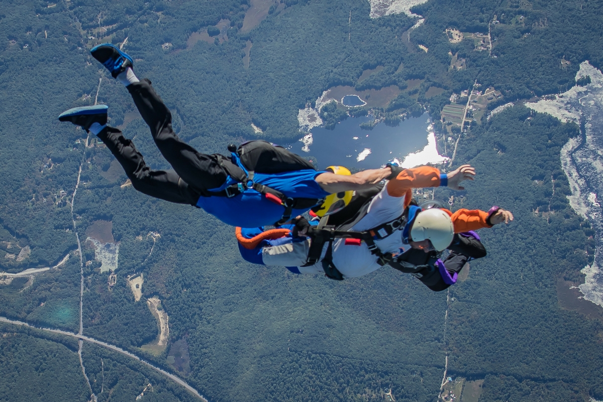 How to Become a Skydiver recommend